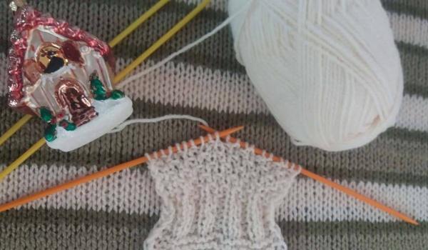 Going.   Warsztaty robienia na drutach dla początkujących - Kunsztownia przedmioty artystyczne