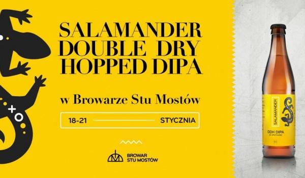Going. | Premiera Salamander DDH DIPA - Browar Stu Mostów