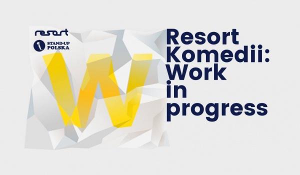 Going. | Resort Komedii: Work in Progress