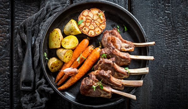 Going. | Warsztaty: sztuka mięsa - baranina i jagnięcina - Book&Cook
