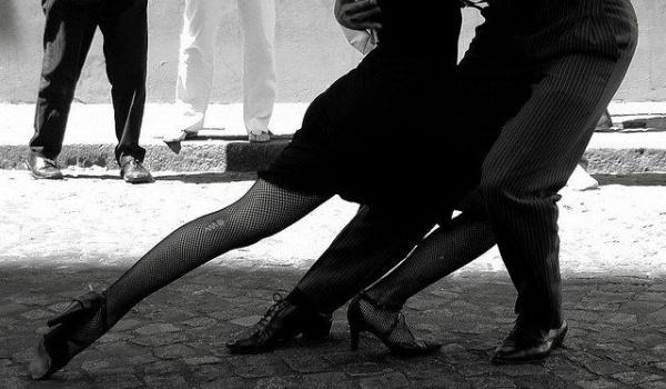 Going. | Hypnotic Tango