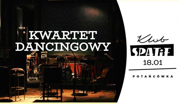 Going. | Noam Zylberberg • Kwartet Dancingowy • potańcówka