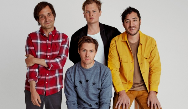 Going. | OFF Festival: Grizzly Bear