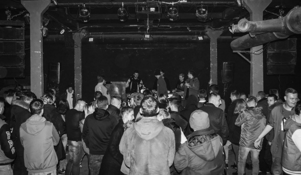 Going. | Hip Hop Sesja vol.14 - Protokultura - Klub Sztuki Alternatywnej