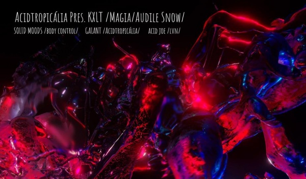Going. | Acidtropicália pres. KXLT