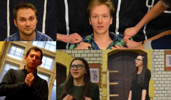 Going. | Spektakl grupy improwizacyjnej RzeCo? - Od Nowa
