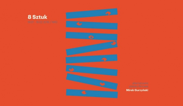 Going.   8 Sztuk - Mirek Gurzyński plakaty - NRD Klub
