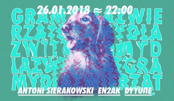 Going. | Gramy Dla Zwierząt ~ Sierakowski / Dyyu∩e / en2ak - Surowiec