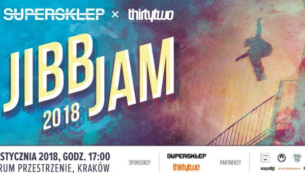 Going. | Supersklep X Thirtytwo Jibb Jam 2018