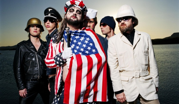 Going. | OFF Festival: Turbonegro