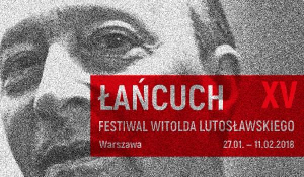 """Going.   XV Festiwal """"Łańcuch"""" w Studiu Lutosławskiego"""