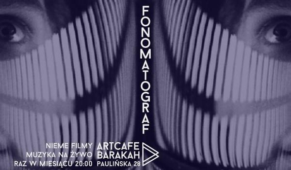 Going. | Fonomatograf - Teatr Barakah / ArtCafe Barakah
