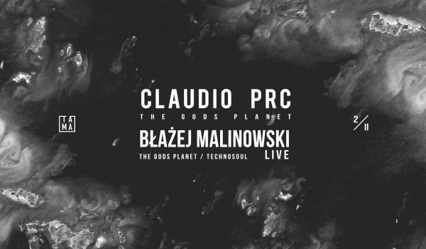 Going.   Claudio PRC / Blazej Malinowski live - Tama