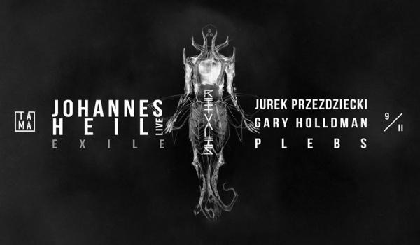 Going. | Ritualis #3: Johannes Heil / Jurek Przeździecki