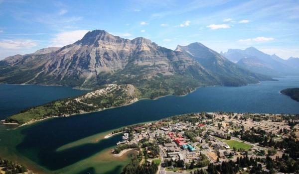 Going. | Zachodnia Kanada – przyjacielski dystans i zmyślone krajobrazy
