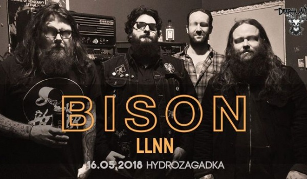 Going. | Bison / LLNN / Only Sons - Hydrozagadka