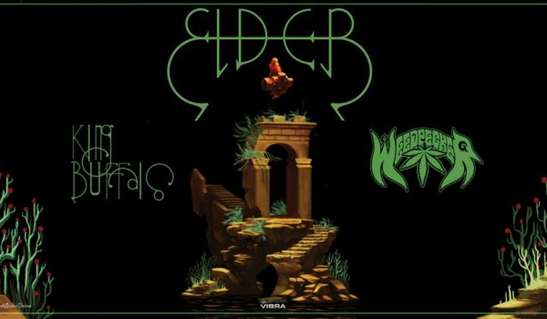 Going. | Elder, King Buffalo, Weedpecker - Hydrozagadka