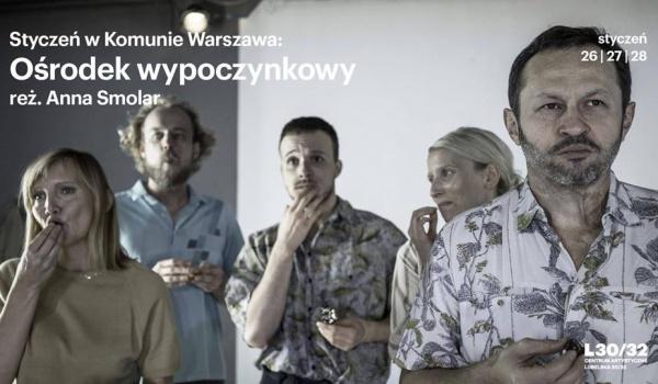 Going. | Ośrodek wypoczynkowy - Komuna/Warszawa