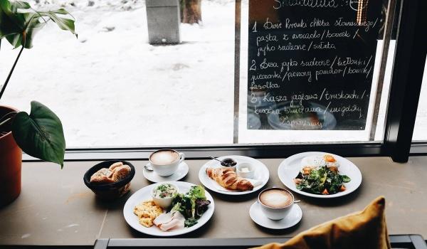 Going. | Zjedzmy wspólnie śniadanie!