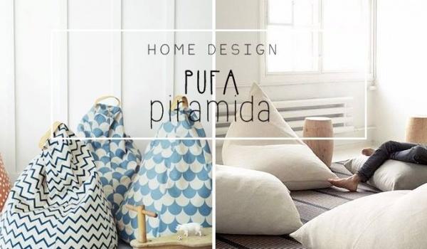 Going. | HomeDESIGN-Pufa piramida