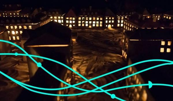 Going. | Stare Miasto z gliny | Warsztaty po nocy