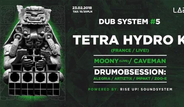 Going. | Dub System #5 Tetra Hydro K Live! Rise up! Sound System - Projekt LAB