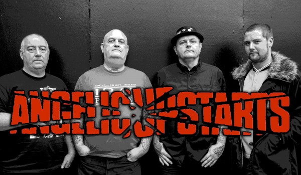 Going. | Wunder Wave 87 Angelic Upstarts, Red Alert, Bulbulators, Royal Spirit