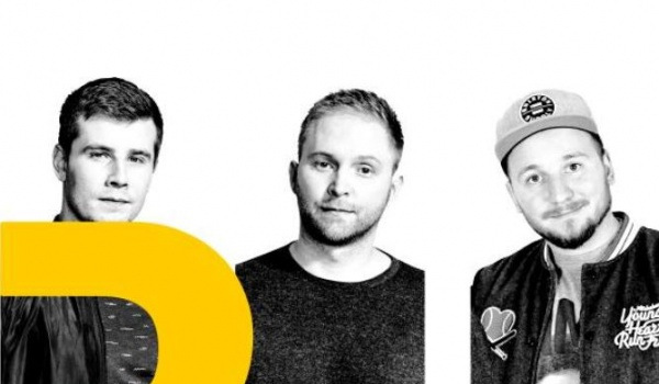 Going. | English standup - Bartosz Zalewski, Darek Gadowski, Damian Skora - Szpitalna 1