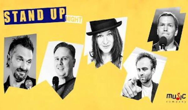 Going. | STAND UP NIGHT - Klub Wytwórnia