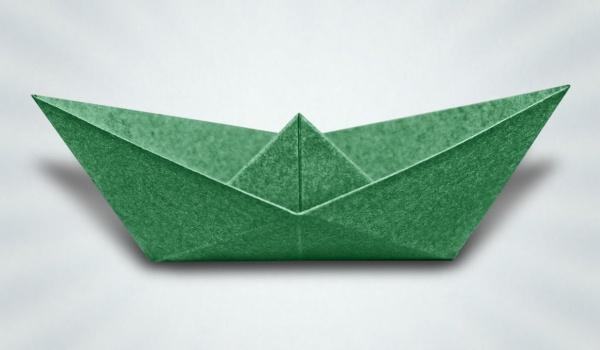 Going. | Warsztaty Origami