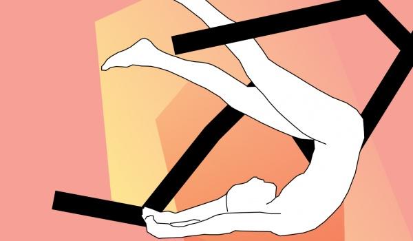 Going. | Ziółek: Choreografując siebie. How to be real?