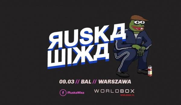 Going.   RUSKA WIXA