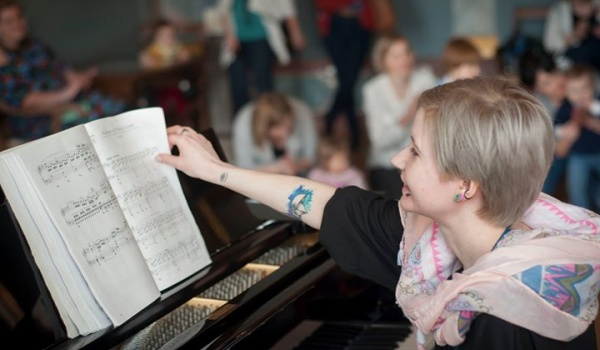 Going. | Rodzinne poranki muzyczne