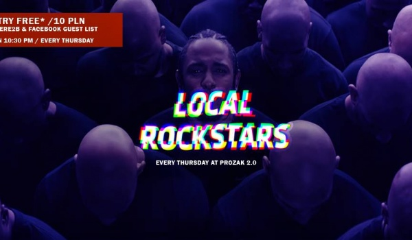 Going. | Local Rockstars x Every Thursday