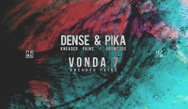 Going. | Kneaded Pains Showcase: Dense & Pika / Vonda7