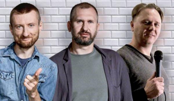 Going. | Stand Up Tychy. Kopiec, Fiedorczuk, Gajda