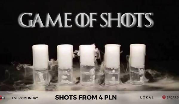 Going. | Game of shots / shots form 4 PLN