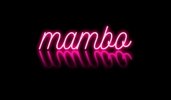 Going.   Mambo no. 2