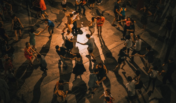 Going. | Salsa w Drukarni z Latin Groove
