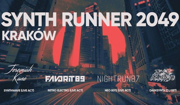 Going. | Synth Runner 2049 - Serce