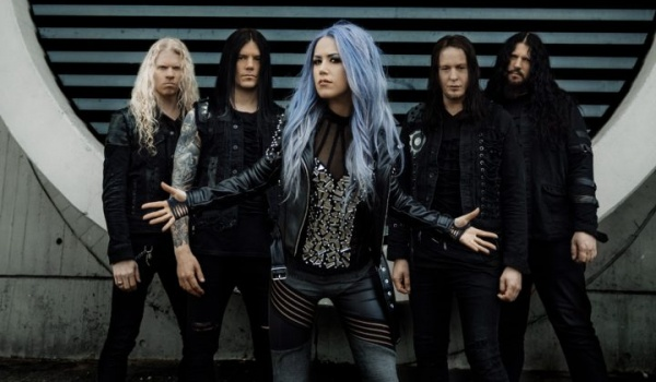 Going. | Arch Enemy + Jinjer, Totem