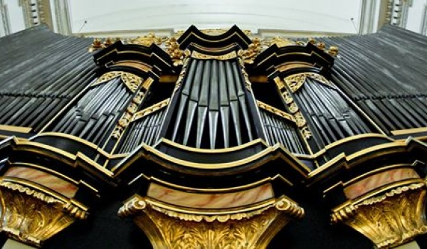 Going. | Koncert Katedry Organów - Akademia Muzyczna w Krakowie