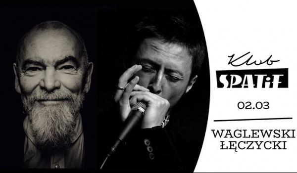 Going. | Waglewski - Łęczycki • Akustycznie w Spatifie