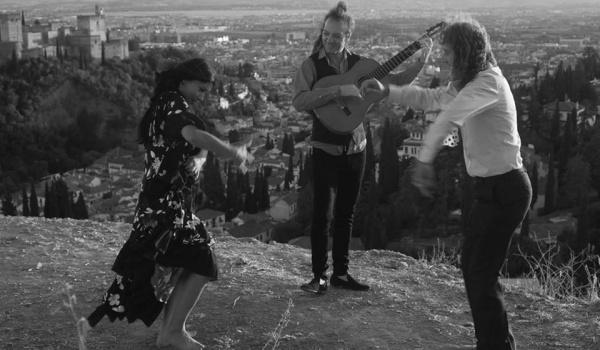 Going.   La Bogusha Trio Flamenco de Granada - Klub Alchemia