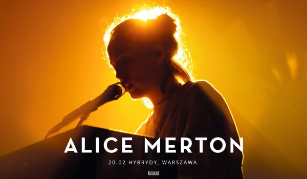 Going. | Alice Merton