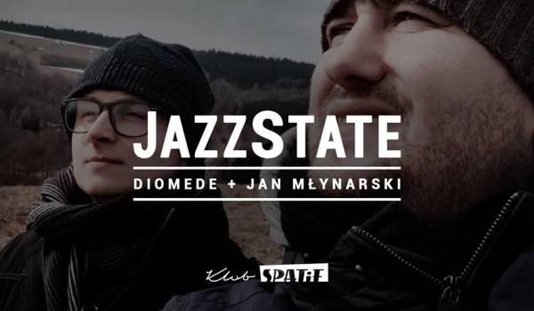 Going. | JazzState #15 Diomede feat. Jan Młynarski
