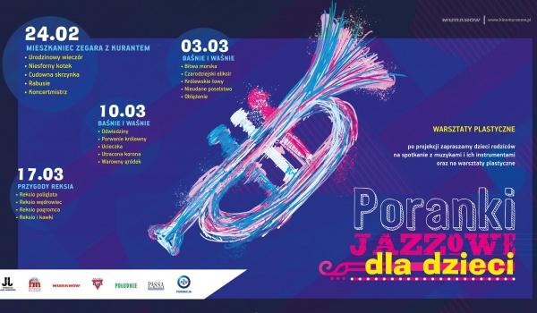 Going. | Poranki jazzowe dla dzieci - Kino Muranów
