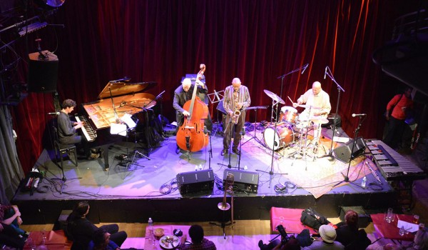Going. | Jobic Le Masson Trio & Steve Potts |FR/US| - 12on14 Jazz Club