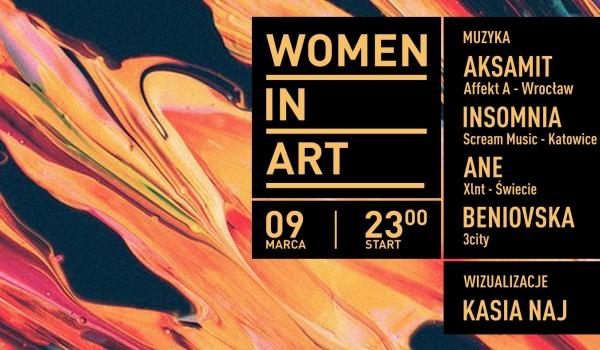 Going.   Bułka Paryss'ka - Women In Art - Protokultura - Klub Sztuki Alternatywnej