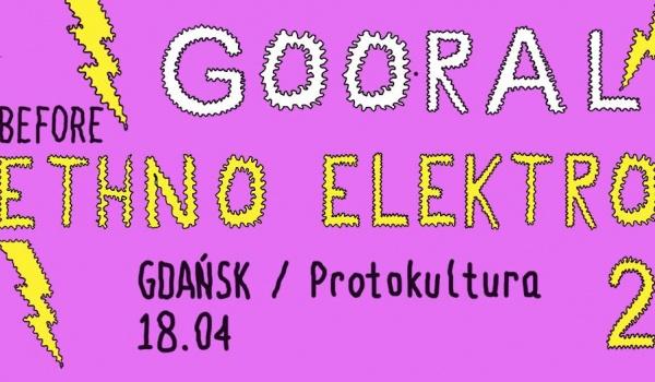 Going. | Befor Ethno Elektro 2 Trójmiasto - Protokultura - Klub Sztuki Alternatywnej